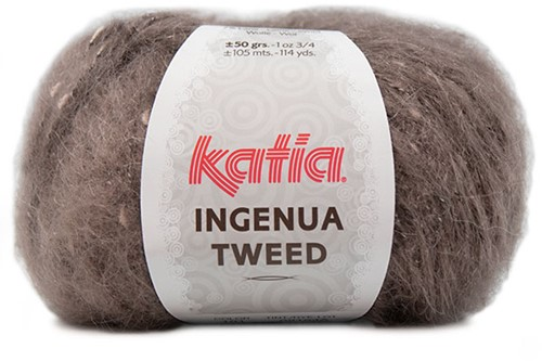 Katia Ingenua Tweed 101 Brown