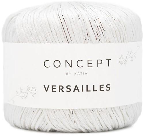 Katia Versailles 81 Silver-Off White