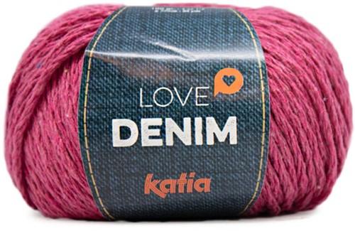 Katia Love Denim 109 Fuchsia