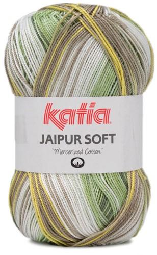 Katia Jaipur Soft 102 Ocher / Ecru / Khaki