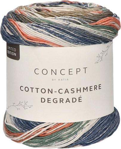 Katia Cotton Cashmere Degradé 100