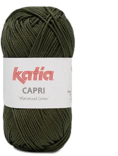 Katia Capri 175 Olive Green