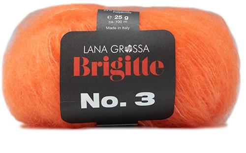 Lana Grossa Brigitte No.3 2 Orange