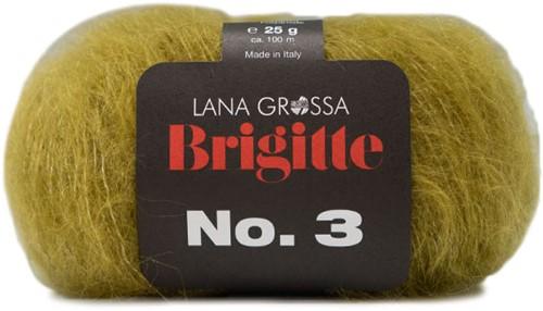 Lana Grossa Brigitte No.3 14 Olive
