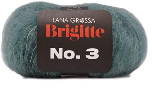 Lana Grossa Brigitte No.3 17 Grey-Green