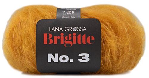 Lana Grossa Brigitte No.3 22 Curry