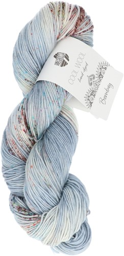 Lana Grossa Cool Wool Hand-Dyed 107 Bombay