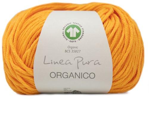 Lana Grossa Organico Uni 123 Orange