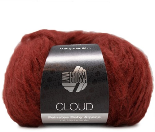 Lana Grossa Cloud 28 Terracotta