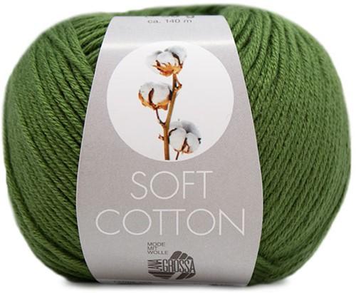 Lana Grossa Soft Cotton 016 Green