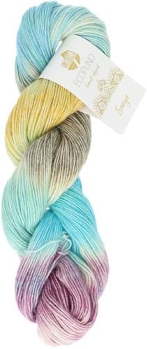 Lana Grossa Ecopuno Hand-Dyed 507 Surya