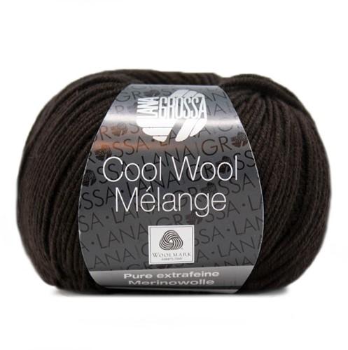 Lana Grossa Cool Wool Melange 149 Mocha Mottled