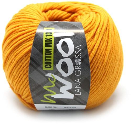 Lana Grossa Cotton Mix 130 127 Yellow