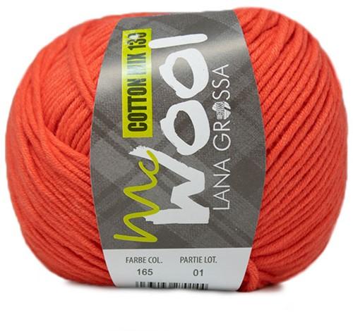 Lana Grossa Cotton Mix 130 165 Coral