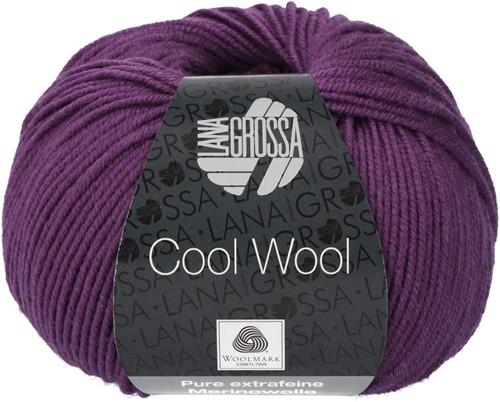 Lana Grossa Cool Wool 2023 Dark Violet