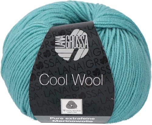 Lana Grossa Cool Wool 2048 Mint Blue