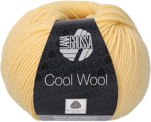 Lana Grossa Cool Wool 411 Vanilla