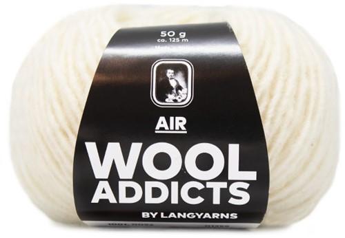 Lang Yarns Wooladdicts Air 094 Offwhite