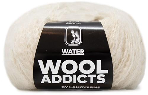Lang Yarns Wooladdicts Water 094 Offwhite