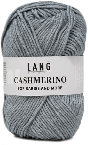Lang Yarns Cashmerino For Babies and More 024 Grey