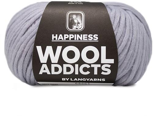 Lang Yarns Wooladdicts Happiness 021 Light Blue