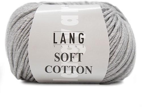 Lang Yarns Soft Cotton 003 Light Blue
