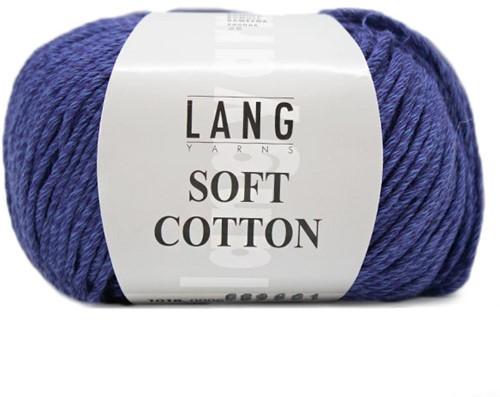 Lang Yarns Soft Cotton 006 Blue