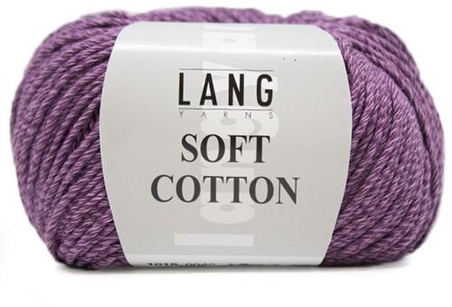 Lang Yarns Soft Cotton 046 Violet