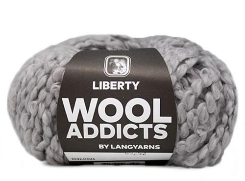 Lang Yarns Wooladdicts Liberty 024 Stone