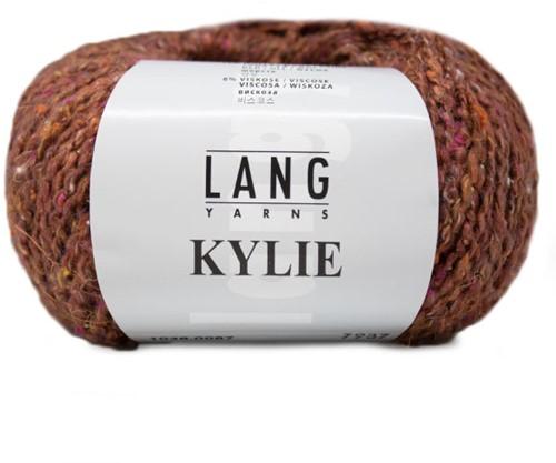 Lang Yarns Kylie 087 Rosewood