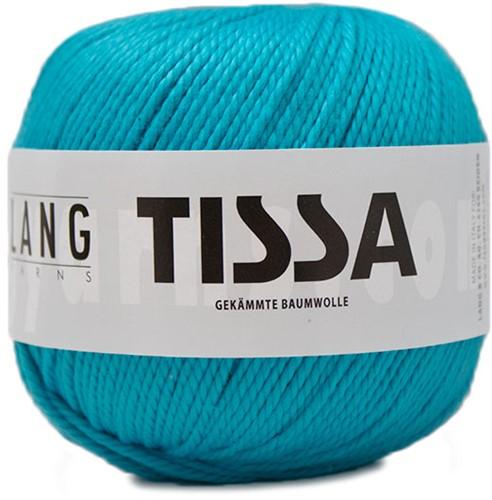 Lang Yarns Tissa 079 Sea Blue