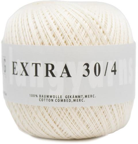 Lang Yarns Extra Ecru 4-fach (495m)
