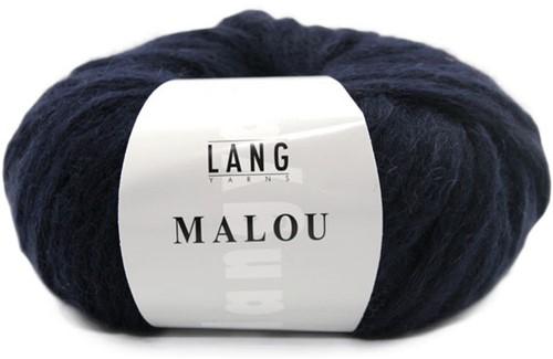 Lang Yarns Malou 25 Navy