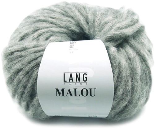 Lang Yarns Malou 3 Light Grey