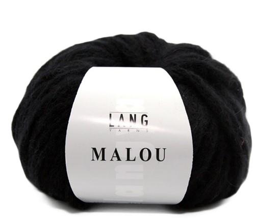 Lang Yarns Malou 4 Black