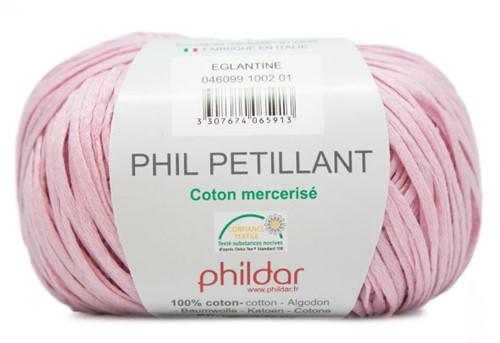 Phildar Phil Petillant 1002 Eglantine