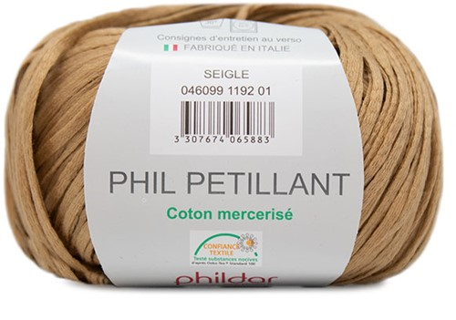 Phildar Phil Petillant 1192 Seigle
