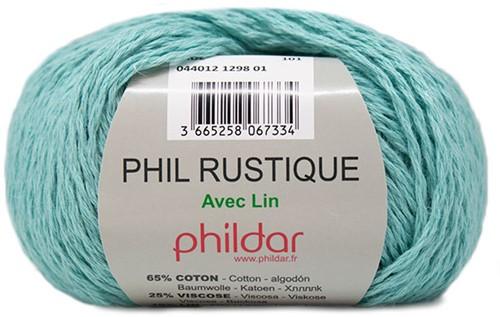 Phildar Phil Rustique 1298 Jade