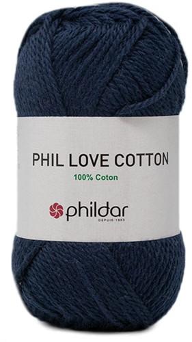 Phildar Phil Love Cotton 1446 Marine