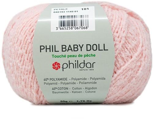Phildar Phil Baby Doll 1149 Petale