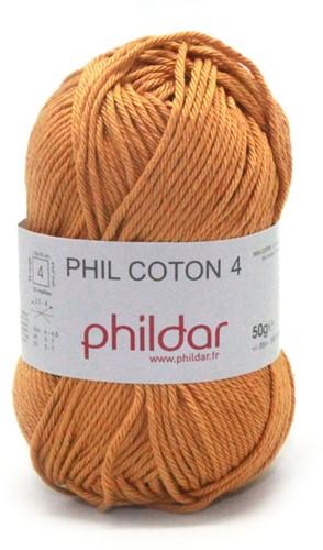 Phildar Phil Coton 4 1386 Gold
