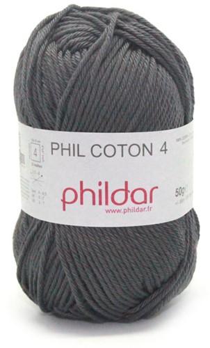 Phildar Phil Coton 4 1444 Minerai
