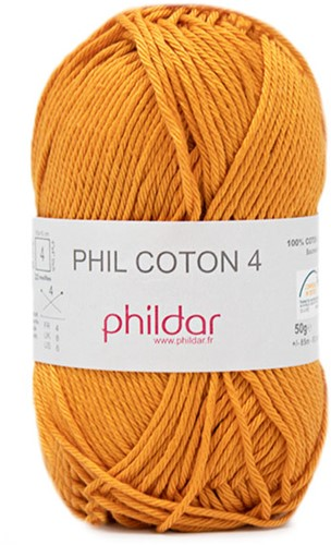 Phildar Phil Coton 4 2188 Safran