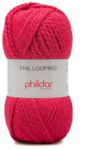 Phildar Phil Looping 2149 Fuchsia