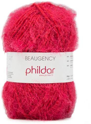 Phildar Phil Beaugency 2198 Framboise
