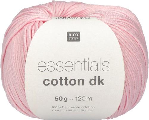 Rico Essentials Cotton dk 01 Rose