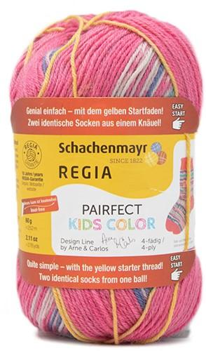 SMC Regia Pairfect Kids Color Design Line by Arne & Carlos 4-PLY 2986