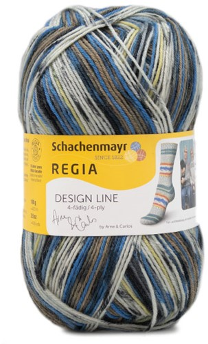 SMC Regia Design Line By Arne & Carlos 4-PLY 2460