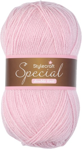 Stylecraft Special dk 1843 Powder Pink