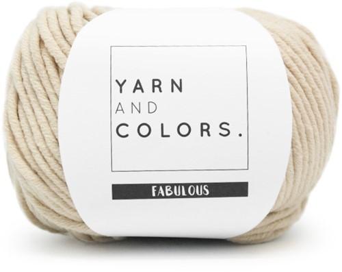 Yarn and Colors Boho WOW! Wandschmuck Paket 003 Ecru